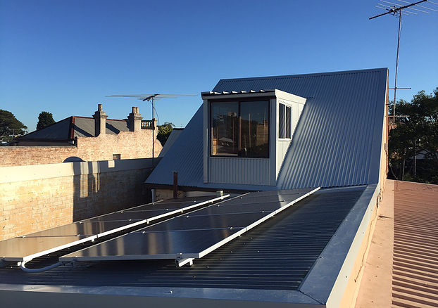 Bondi Junction Roof
