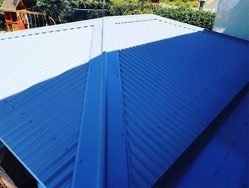 Northern Beaches Repaired Roof Photo