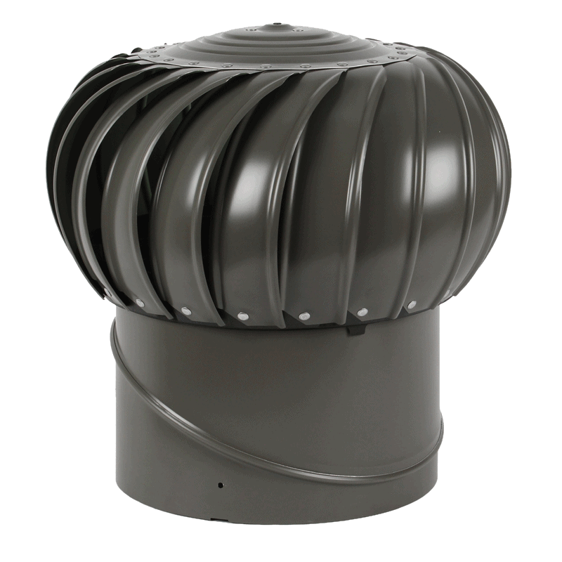 CSR Edmonds WindMaster Woodland Grey 300mm Natural Roof Vent