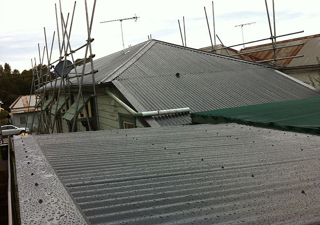 Re-roof in Dee Why