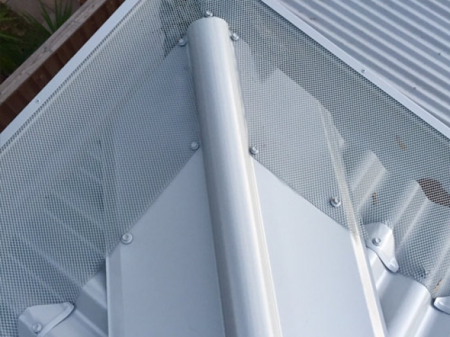 Re Gutter and Gutter Guard