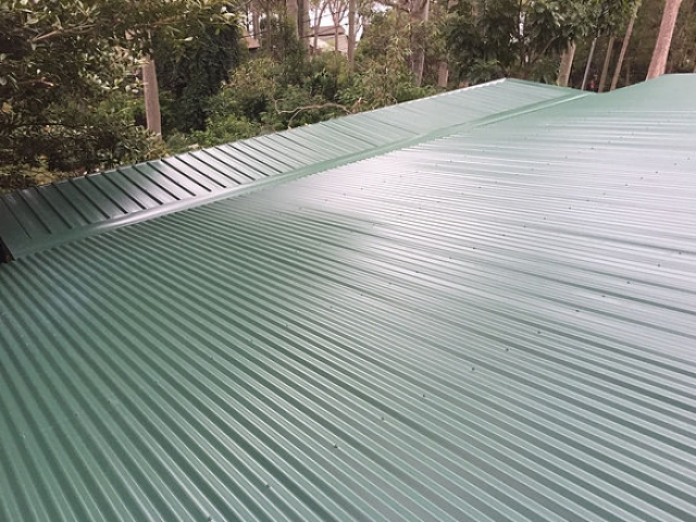 Re-roof after