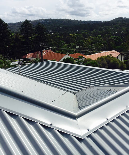 Cost of Metal Roofing in Northern Beaches Sydney NSW