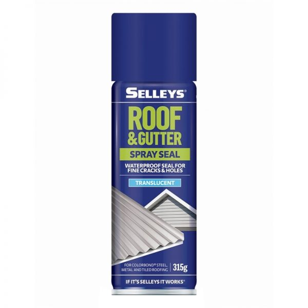 Selleys 315g Roof And Gutter Spray Seal All Beaches Roofing