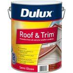 Dulux Roof Trim Manor Roof Exterior Paint