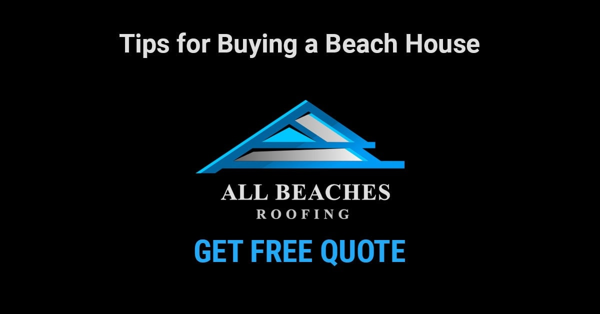 Tips for Buying a Beach House